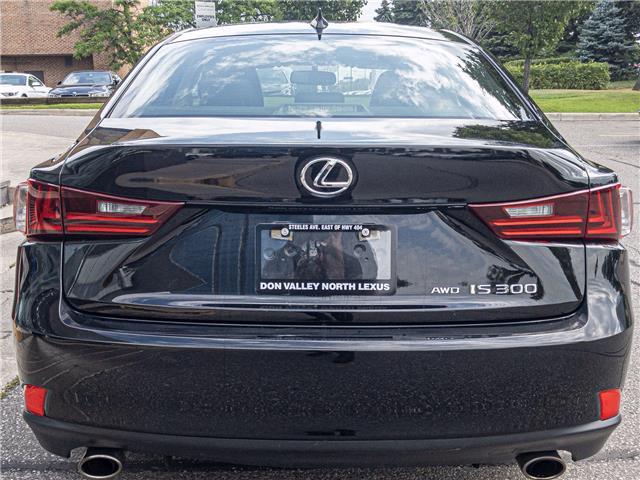 2016 Lexus IS 300  (Stk: 28613A) in Markham - Image 7 of 22