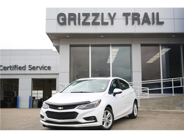 2018 Chevrolet Cruze LT Auto (Stk: 58437) in Barrhead - Image 1 of 32