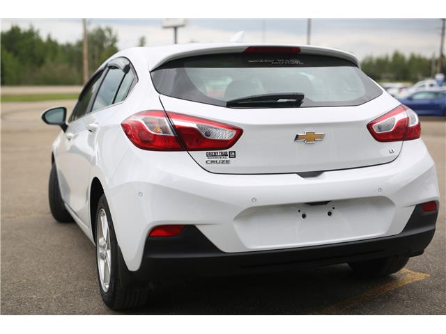 2018 Chevrolet Cruze LT Auto (Stk: 58437) in Barrhead - Image 3 of 32