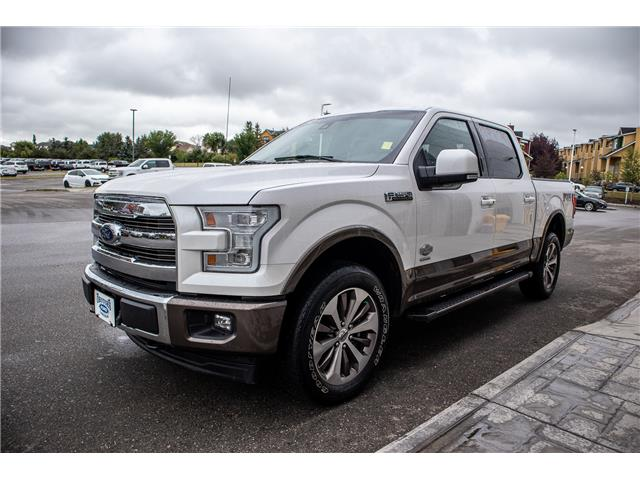 2017 Ford F-150 King Ranch (Stk: KK-1060A) in Okotoks - Image 1 of 21