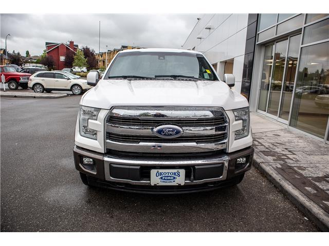 2017 Ford F-150 Platinum (Stk: KK-1060A) in Okotoks - Image 2 of 21
