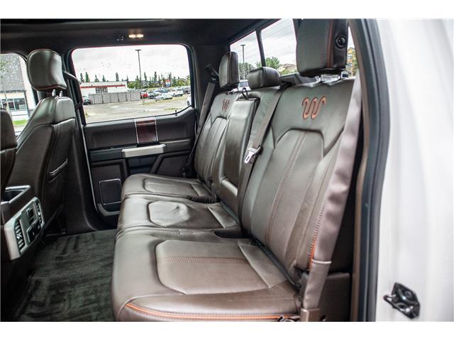 2017 Ford F-150 Platinum (Stk: KK-1060A) in Okotoks - Image 10 of 21