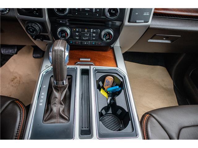 2017 Ford F-150 Platinum (Stk: KK-1060A) in Okotoks - Image 13 of 21