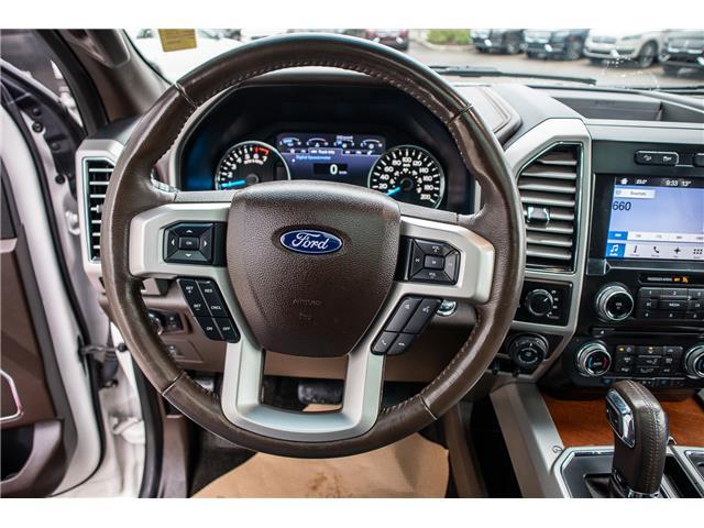 2017 Ford F-150 Platinum (Stk: KK-1060A) in Okotoks - Image 15 of 21