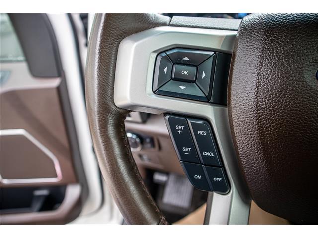 2017 Ford F-150 Platinum (Stk: KK-1060A) in Okotoks - Image 17 of 21