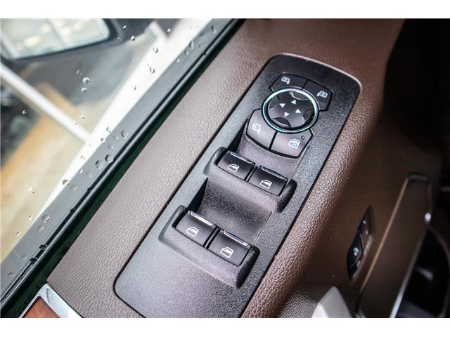 2017 Ford F-150 Platinum (Stk: KK-1060A) in Okotoks - Image 18 of 21