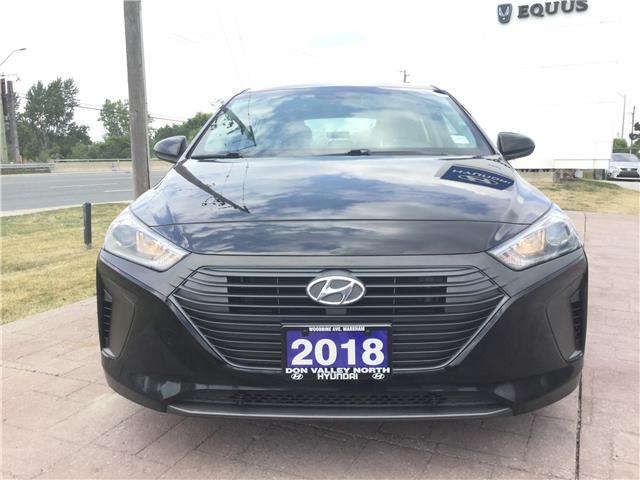 2018 Hyundai Ioniq Hybrid Blue (Stk: 7925H) in Markham - Image 3 of 24