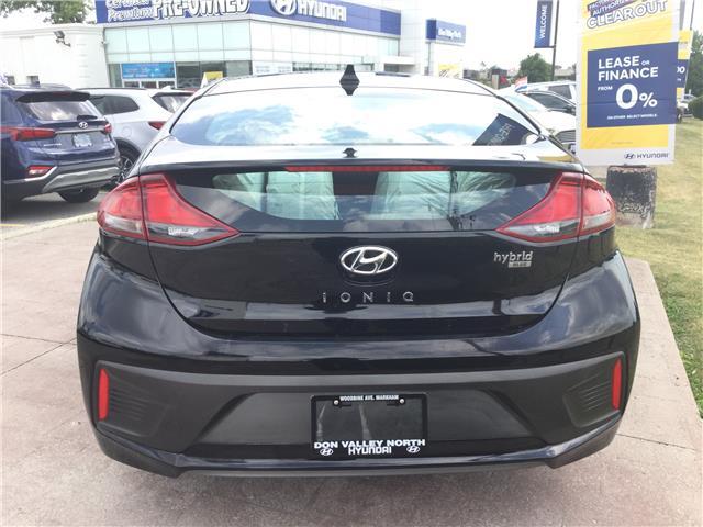 2018 Hyundai Ioniq Hybrid Blue (Stk: 7925H) in Markham - Image 6 of 24