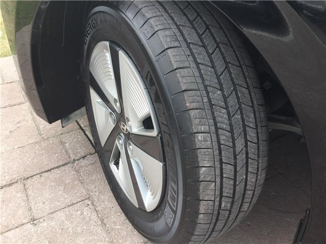 2018 Hyundai Ioniq Hybrid Blue (Stk: 7925H) in Markham - Image 23 of 24