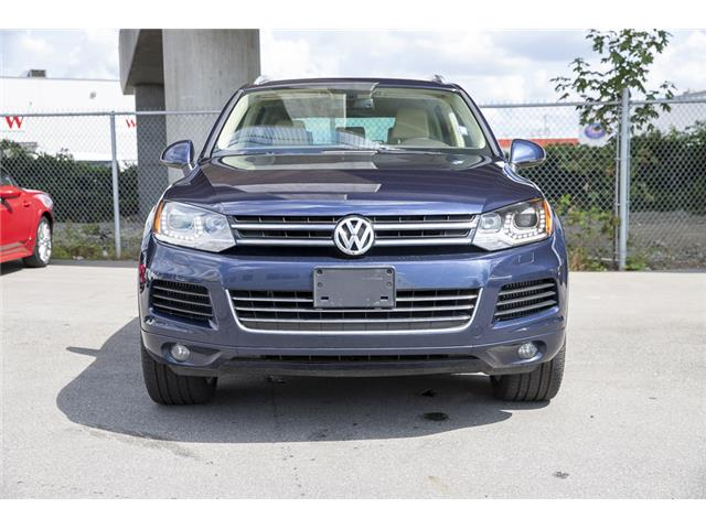 2012 Volkswagen Touareg 3.0 TDI Comfortline (Stk: LF5813) in Surrey - Image 2 of 25