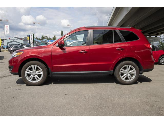 2012 Hyundai Santa Fe Limited 3.5 (Stk: LF4001) in Surrey - Image 4 of 30