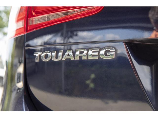 2012 Volkswagen Touareg 3.0 TDI Comfortline (Stk: LF5813) in Surrey - Image 6 of 25