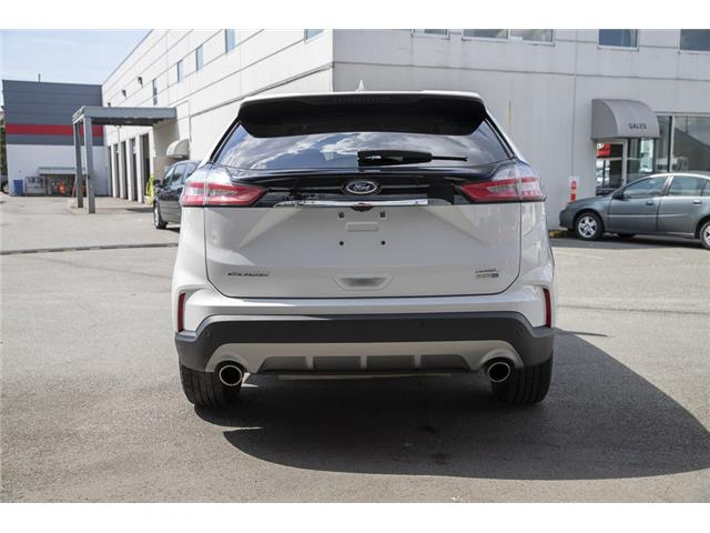 2019 Ford Edge SEL (Stk: LF010560) in Surrey - Image 5 of 24