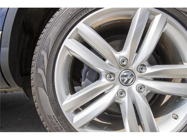 2012 Volkswagen Touareg 3.0 TDI Comfortline (Stk: LF5813) in Surrey - Image 8 of 25