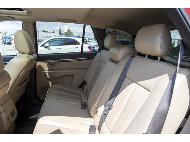 2012 Hyundai Santa Fe Limited 3.5 (Stk: LF4001) in Surrey - Image 10 of 30