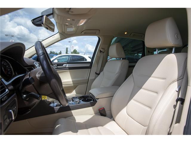 2012 Volkswagen Touareg 3.0 TDI Comfortline (Stk: LF5813) in Surrey - Image 9 of 25