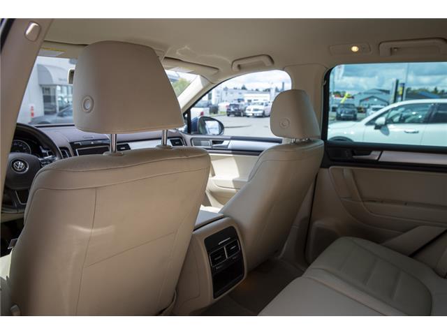 2012 Volkswagen Touareg 3.0 TDI Comfortline (Stk: LF5813) in Surrey - Image 11 of 25