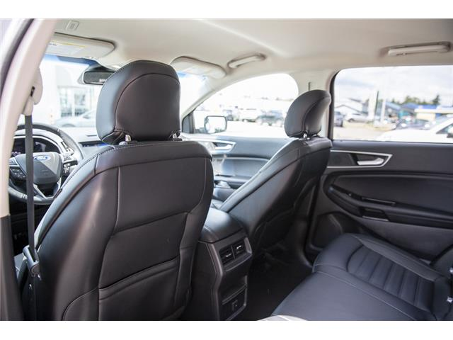 2019 Ford Edge SEL (Stk: LF010560) in Surrey - Image 10 of 24