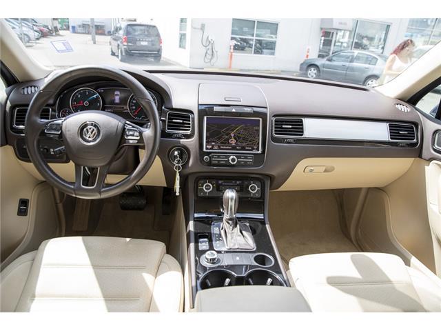 2012 Volkswagen Touareg 3.0 TDI Comfortline (Stk: LF5813) in Surrey - Image 13 of 25