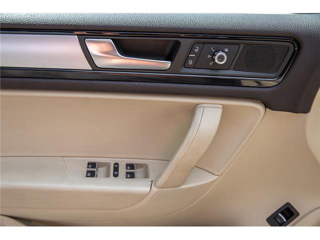 2012 Volkswagen Touareg 3.0 TDI Comfortline (Stk: LF5813) in Surrey - Image 16 of 25