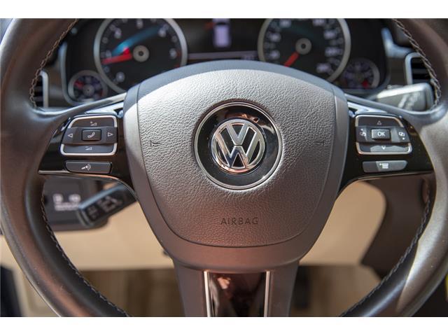 2012 Volkswagen Touareg 3.0 TDI Comfortline (Stk: LF5813) in Surrey - Image 18 of 25