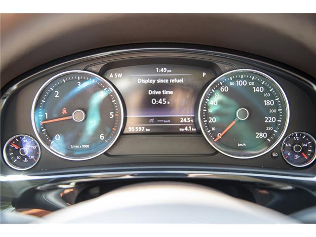 2012 Volkswagen Touareg 3.0 TDI Comfortline (Stk: LF5813) in Surrey - Image 19 of 25