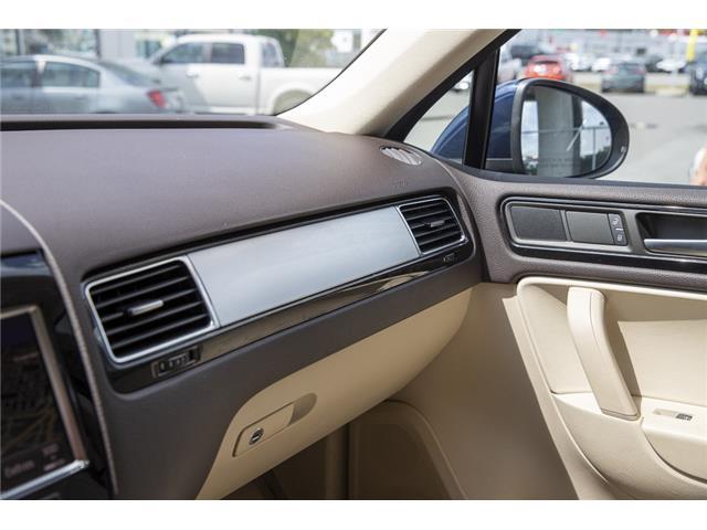 2012 Volkswagen Touareg 3.0 TDI Comfortline (Stk: LF5813) in Surrey - Image 24 of 25