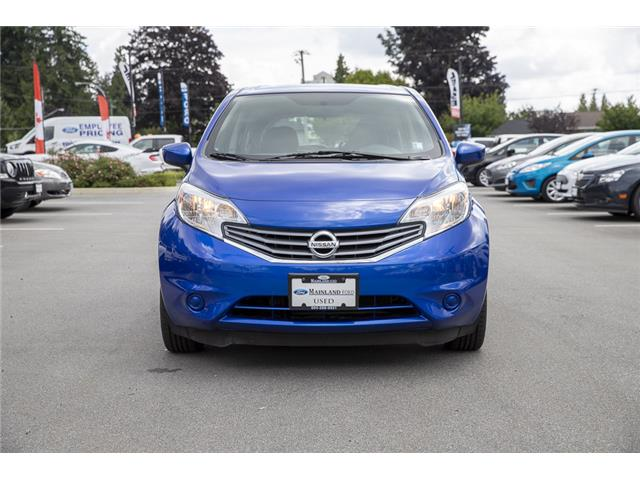 2015 Nissan Versa Note 1.6 SV (Stk: P48176A) in Vancouver - Image 2 of 27