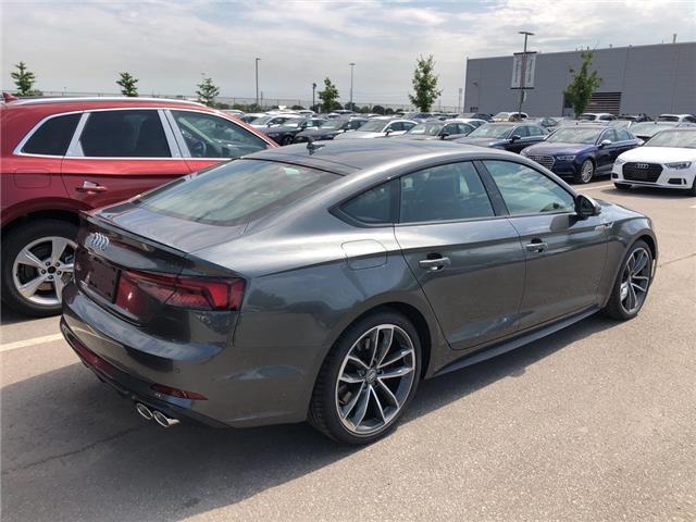 2019 Audi S5 3.0T Technik (Stk: 50884) in Oakville - Image 5 of 5