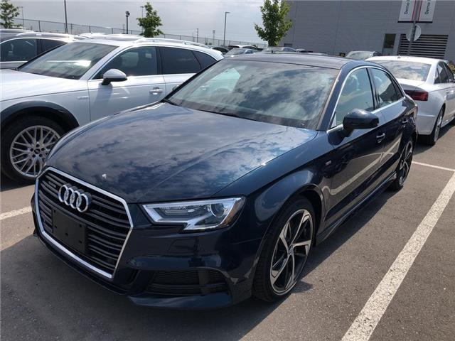 2019 Audi A3 45 Progressiv (Stk: 50903) in Oakville - Image 1 of 5