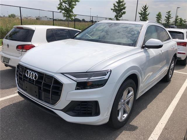 2019 Audi Q8 55 Progressiv (Stk: 50914) in Oakville - Image 1 of 5