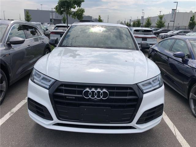 2019 Audi Q5 45 Progressiv (Stk: 50955) in Oakville - Image 2 of 5