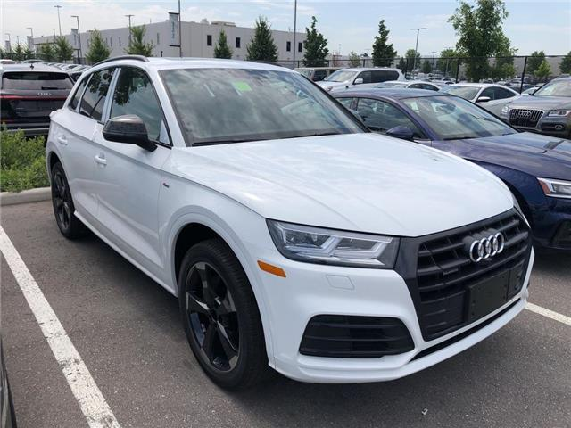 2019 Audi Q5 45 Progressiv (Stk: 50955) in Oakville - Image 3 of 5