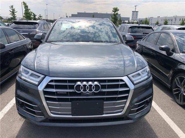 2019 Audi Q5 45 Technik (Stk: 50953) in Oakville - Image 2 of 5