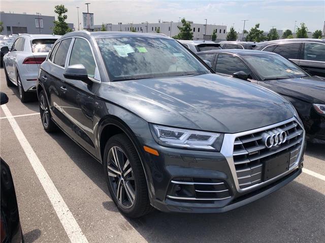 2019 Audi Q5 45 Technik (Stk: 50953) in Oakville - Image 3 of 5