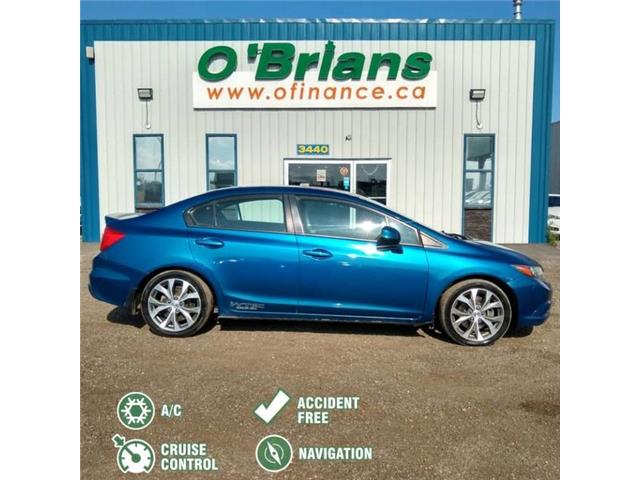 2012 Honda Civic Si (Stk: 12614A) in Saskatoon - Image 2 of 24