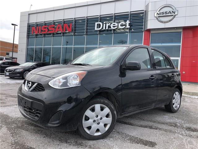 2017 Nissan Micra SV | CERTIFIED PRE-OWNED | 3 TO CHOOSE FROM (Stk: P0606) in Mississauga - Image 1 of 17