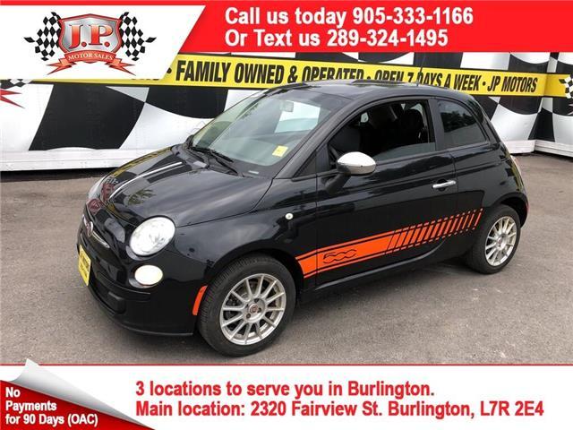 2012 Fiat 500 Pop (Stk: 45973A) in Burlington - Image 1 of 22