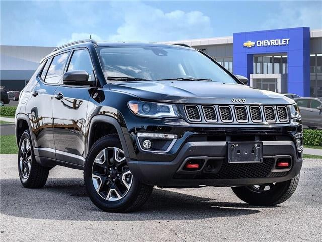 2018 Jeep Compass Trailhawk (Stk: 264935B) in Markham - Image 1 of 30