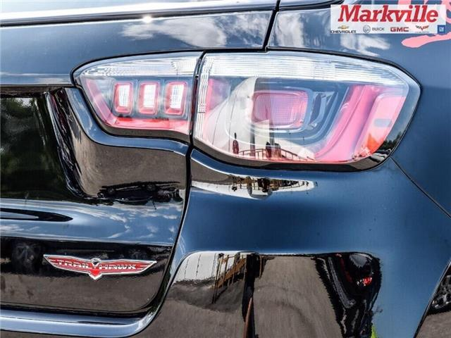 2018 Jeep Compass Trailhawk (Stk: 264935B) in Markham - Image 7 of 30