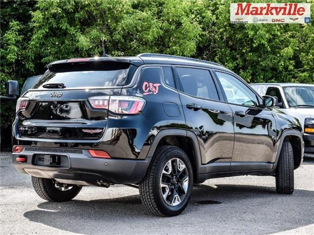 2018 Jeep Compass Trailhawk (Stk: 264935B) in Markham - Image 8 of 30