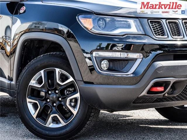 2018 Jeep Compass Trailhawk (Stk: 264935B) in Markham - Image 9 of 30
