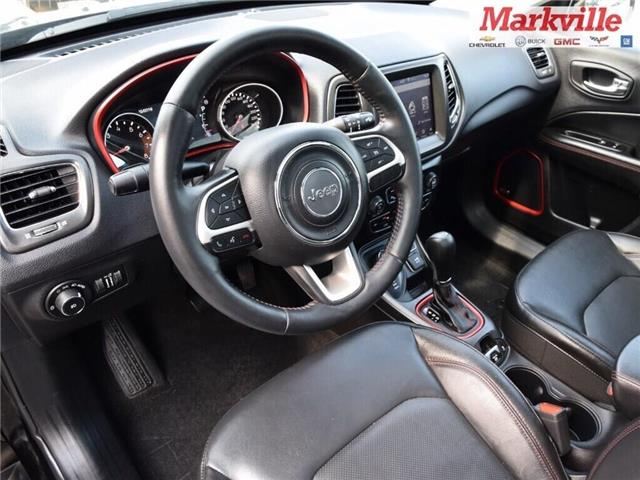 2018 Jeep Compass Trailhawk (Stk: 264935B) in Markham - Image 12 of 30