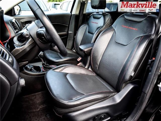 2018 Jeep Compass Trailhawk (Stk: 264935B) in Markham - Image 13 of 30