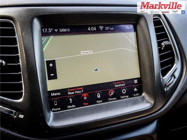 2018 Jeep Compass Trailhawk (Stk: 264935B) in Markham - Image 18 of 30