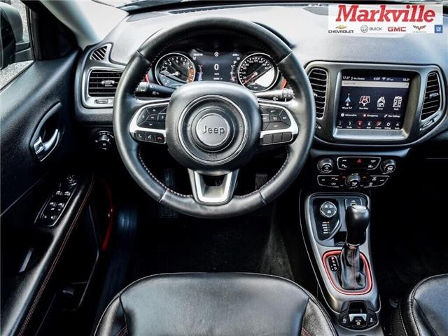 2018 Jeep Compass Trailhawk (Stk: 264935B) in Markham - Image 23 of 30