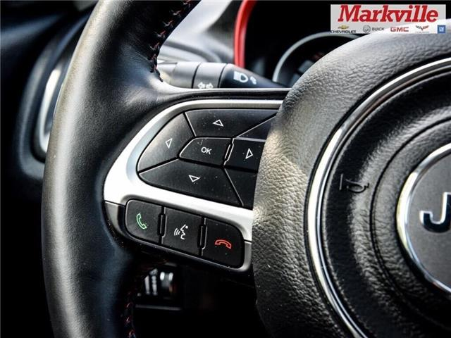 2018 Jeep Compass Trailhawk (Stk: 264935B) in Markham - Image 24 of 30