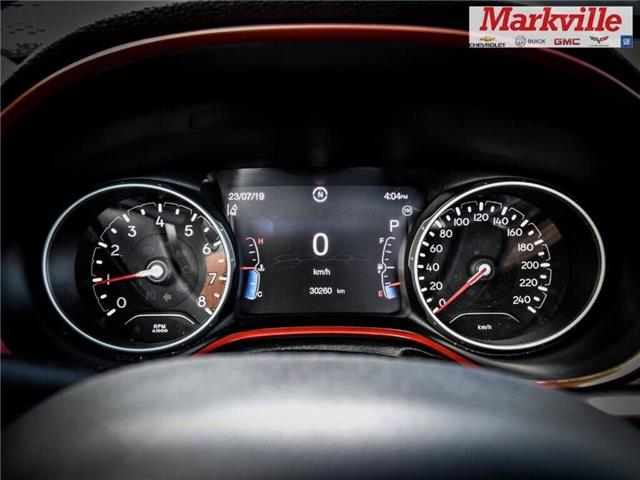 2018 Jeep Compass Trailhawk (Stk: 264935B) in Markham - Image 25 of 30