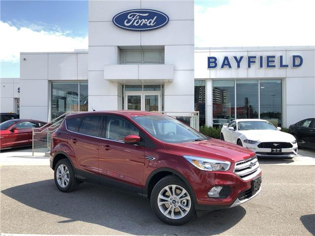 2019 Ford Escape SE (Stk: ES19942) in Barrie - Image 1 of 25