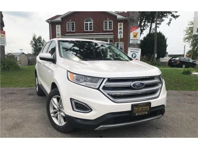 2017 Ford Edge SEL (Stk: 5051) in London - Image 1 of 26